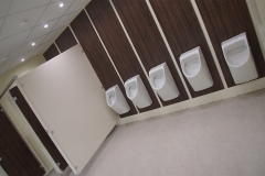 toliet-cubicles-washroom-refurbishment-urinal-wall-paneling-norfolk