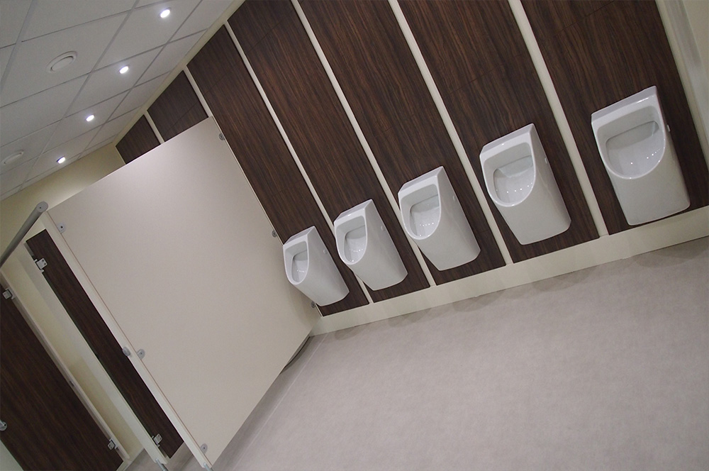 Washroom Products: Commercial Washroom & Executive Toilet Cubicles