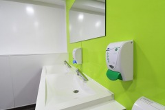 commerical-washroom-franke-washtrough-altro-wall-cladding-office-wc-buy-washtrough