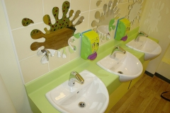 junior-school-toliet-refurbishment-countertop-basins-west-midlands
